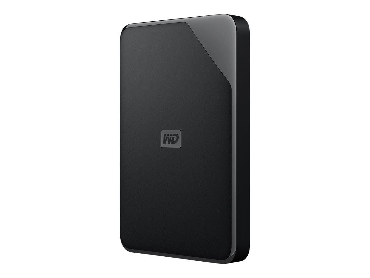 WD Elements SE WDBEPK5000ABK - Festplatte - 500 GB - extern (tragbar) - USB 3.0