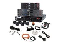 APC InfraStruXure Central Enterprise Pilot Pak - Netzwerk-Verwaltungsgerät - 100Mb LAN - Rack-montierbar - für P/N: SY10K80F, SY