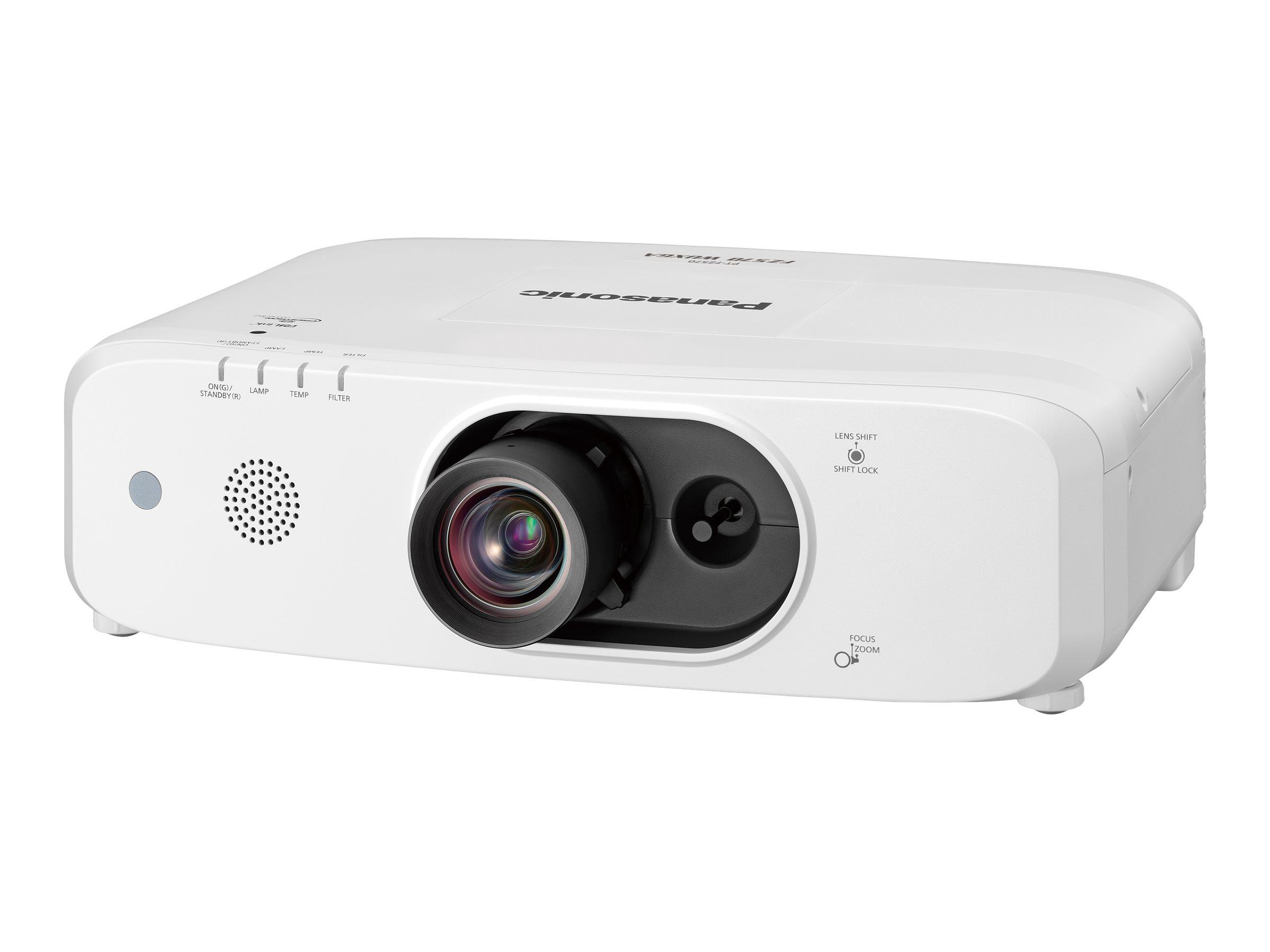 Panasonic PT-FZ570E - 3-LCD-Projektor - 4500 lm - WUXGA (1920 x 1200) - 16:10 - 1080p