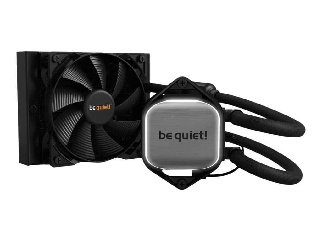 be quiet! Pure Loop 120mm - Prozessor-Flüssigkeitskühlsystem - (für: AM3, LGA1155, AM3+, LGA2011, LGA1150, LGA2011-3, LGA1151, L
