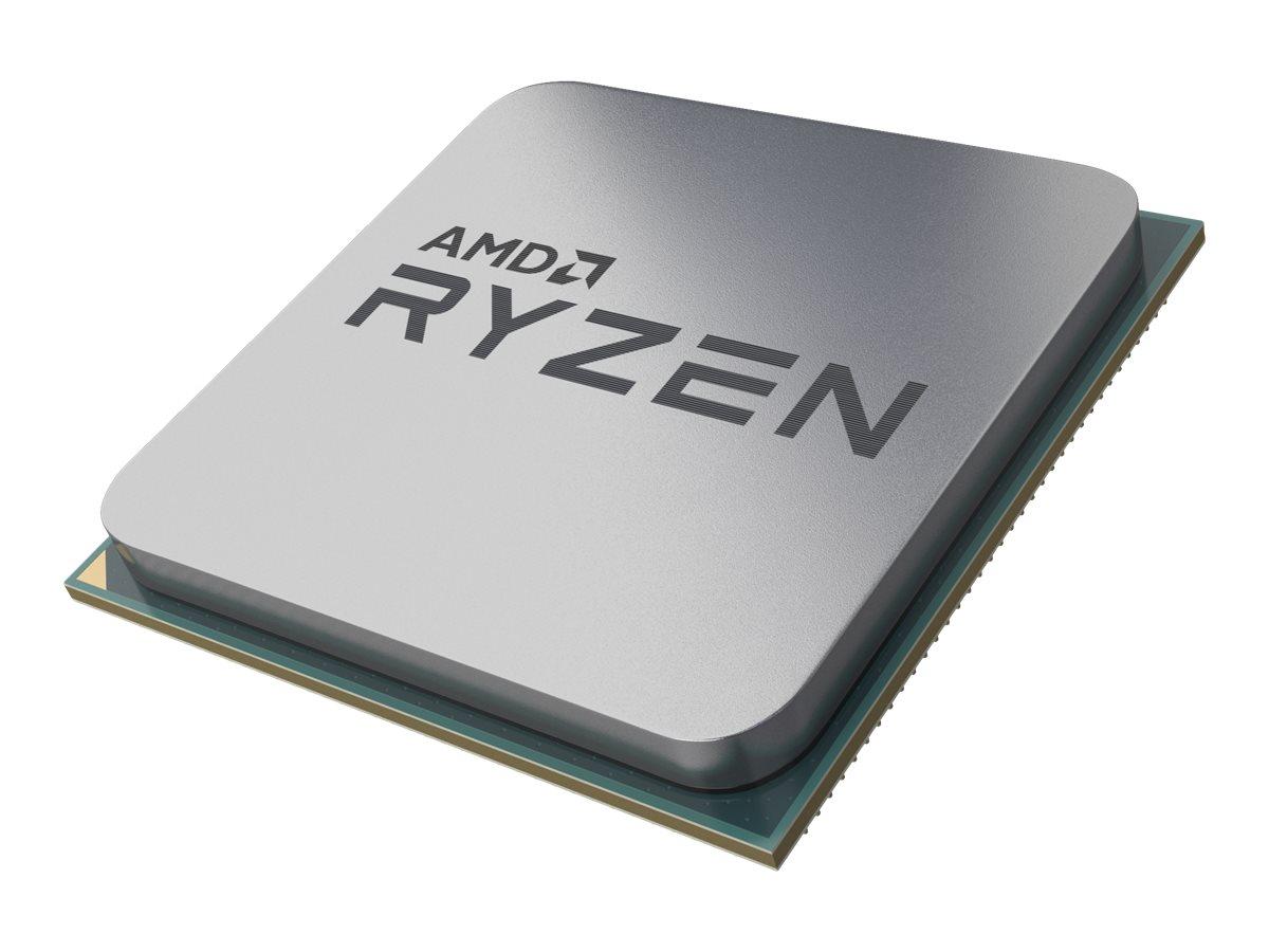 AMD Ryzen 5 3600X - 3.8 GHz - 6 Kerne - 12 Threads - 32 MB Cache-Speicher - Socket AM4