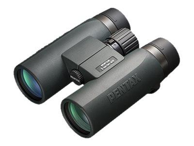 Pentax S-Series SD 10x42 WP - Fernglas 10 x 42 SD WP - wasserfest - Dachkant - grün