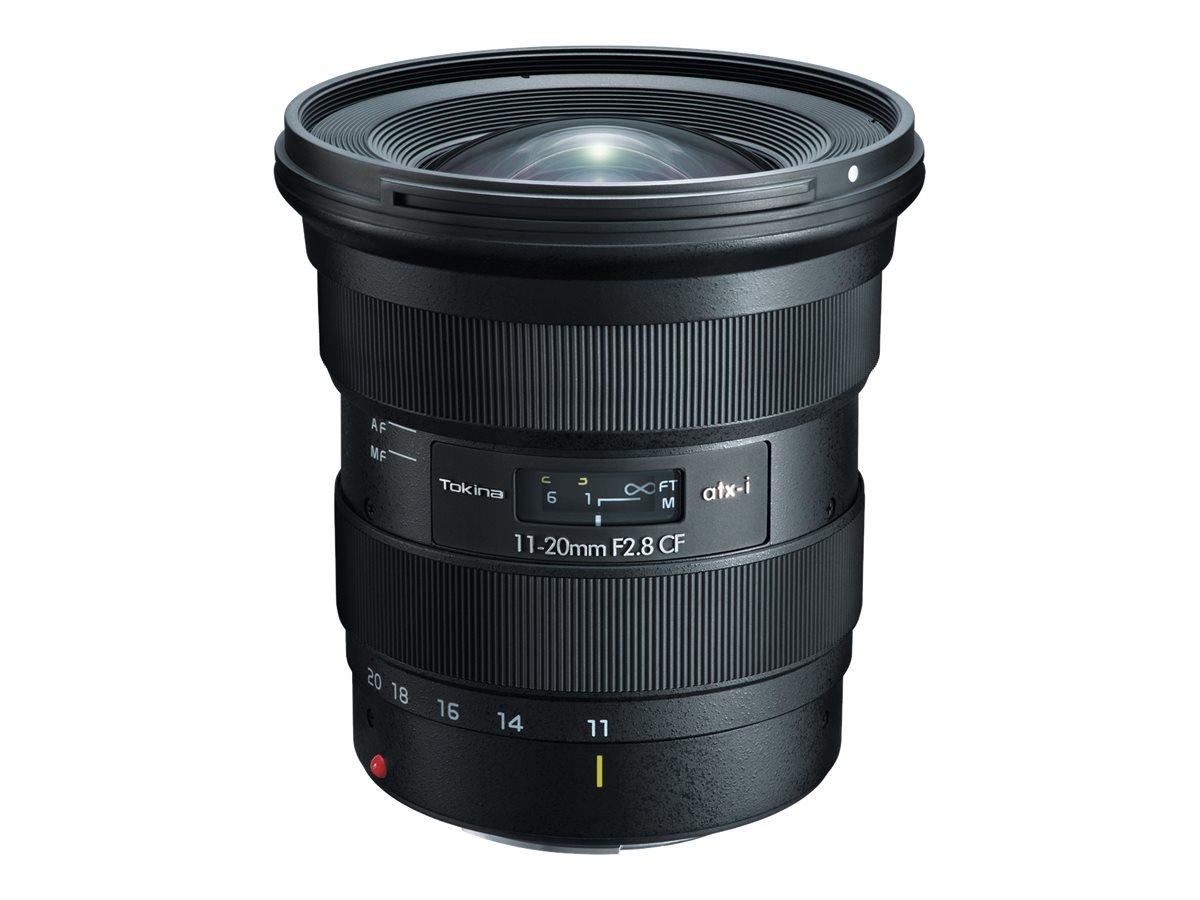 Tokina atx-i - Weitwinkel-Zoom-Objektiv - 11 mm - 20 mm - f/2.8 CF - Canon EF/EF-S