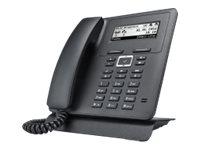 elmeg IP620 - VoIP-Telefon - SIP - 4 Leitungen - Schwarz