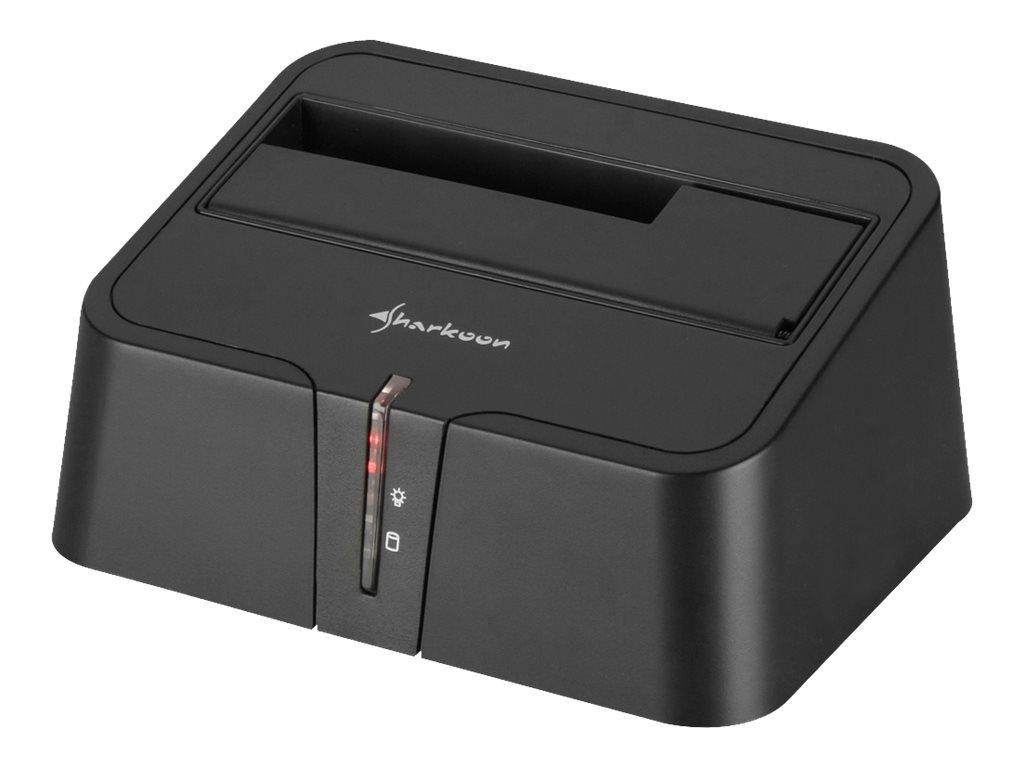 Sharkoon QuickPort XT - V2 - Speicher-Controller - 2.5