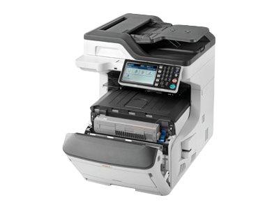 OKI MC873DN - Multifunktionsdrucker - Farbe - LED - 297 x 431.8 mm (Original) - A3 (Medien)