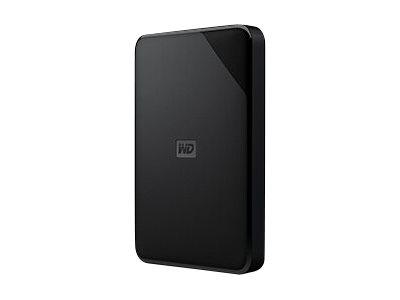 WD Elements SE WDBJRT0050BBK - Festplatte - 5 TB - extern (tragbar) - USB 3.0