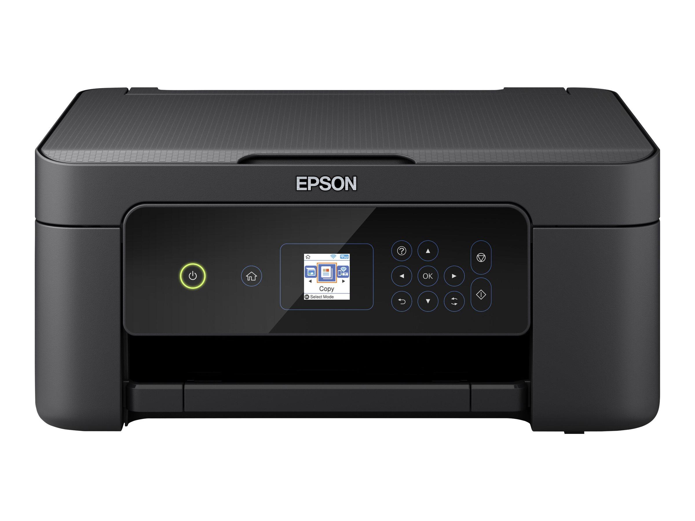 Epson Expression Home XP-3105 - Multifunktionsdrucker - Farbe - Tintenstrahl - A4/Legal (Medien) - bis zu 33 Seiten/Min. (Drucke