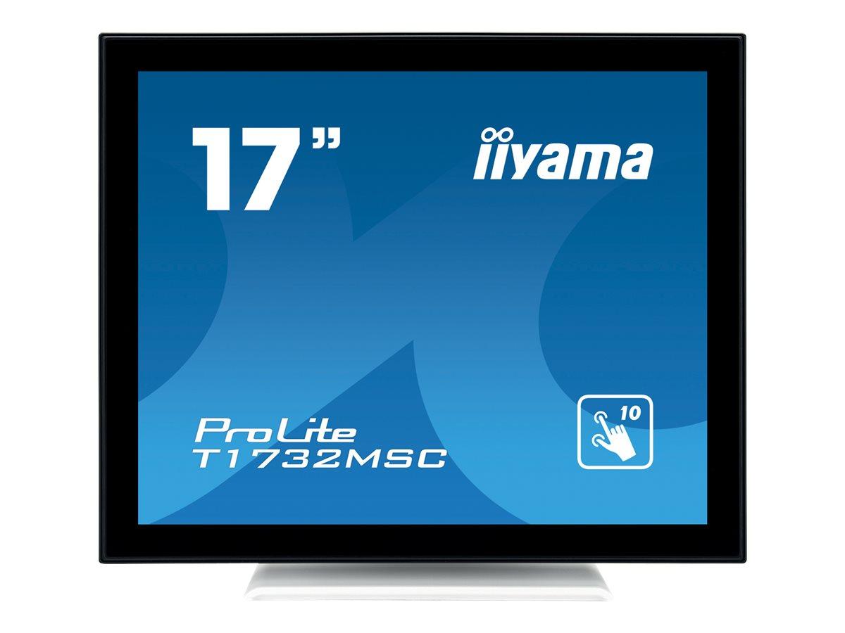 iiyama ProLite T1732MSC-W1X - LED-Monitor - 43.2 cm (17