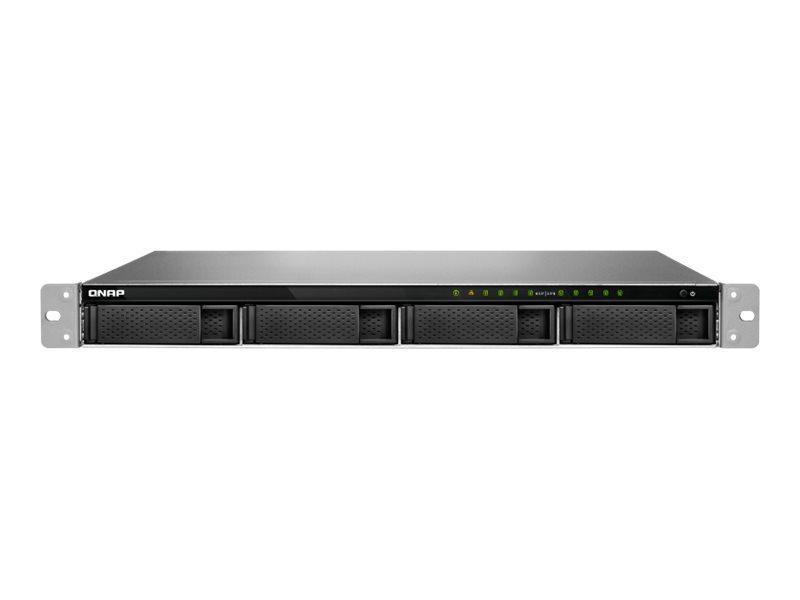 QNAP TS-983XU-RP - NAS-Server - 9 Schächte - Rack - einbaufähig - SATA 6Gb/s