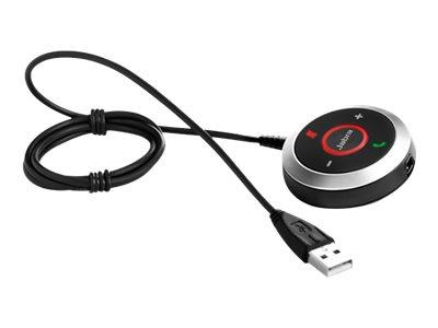 JABRA EVOLVE Link UC - Fernbedienung - Kabel - für Evolve 40 UC mono, 40 UC stereo, 80 UC stereo
