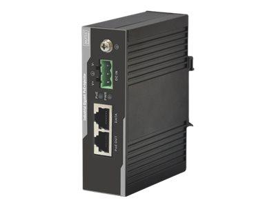 DIGITUS Professional DN-651112 - Power Injector - 60 Watt - Ausgangsanschlüsse: 1