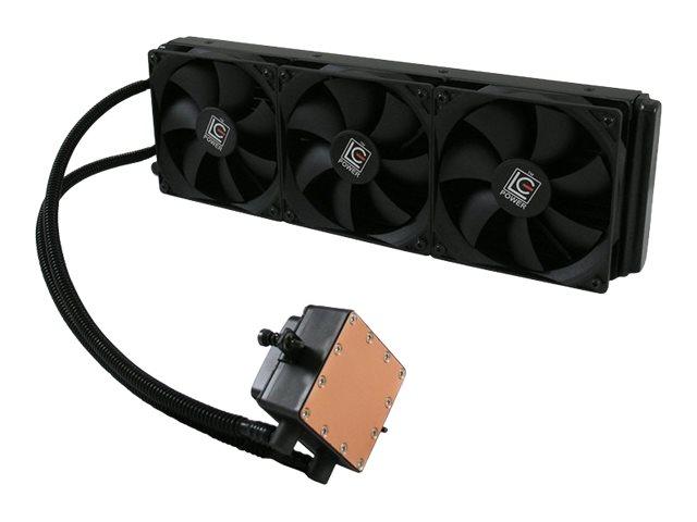 LC Power Cosmo Cool LC-CC-360-LICO - Prozessor-Flüssigkeitskühlsystem - (für: LGA1156, AM2, AM2+, LGA1366, AM3, LGA1155, AM3+, L