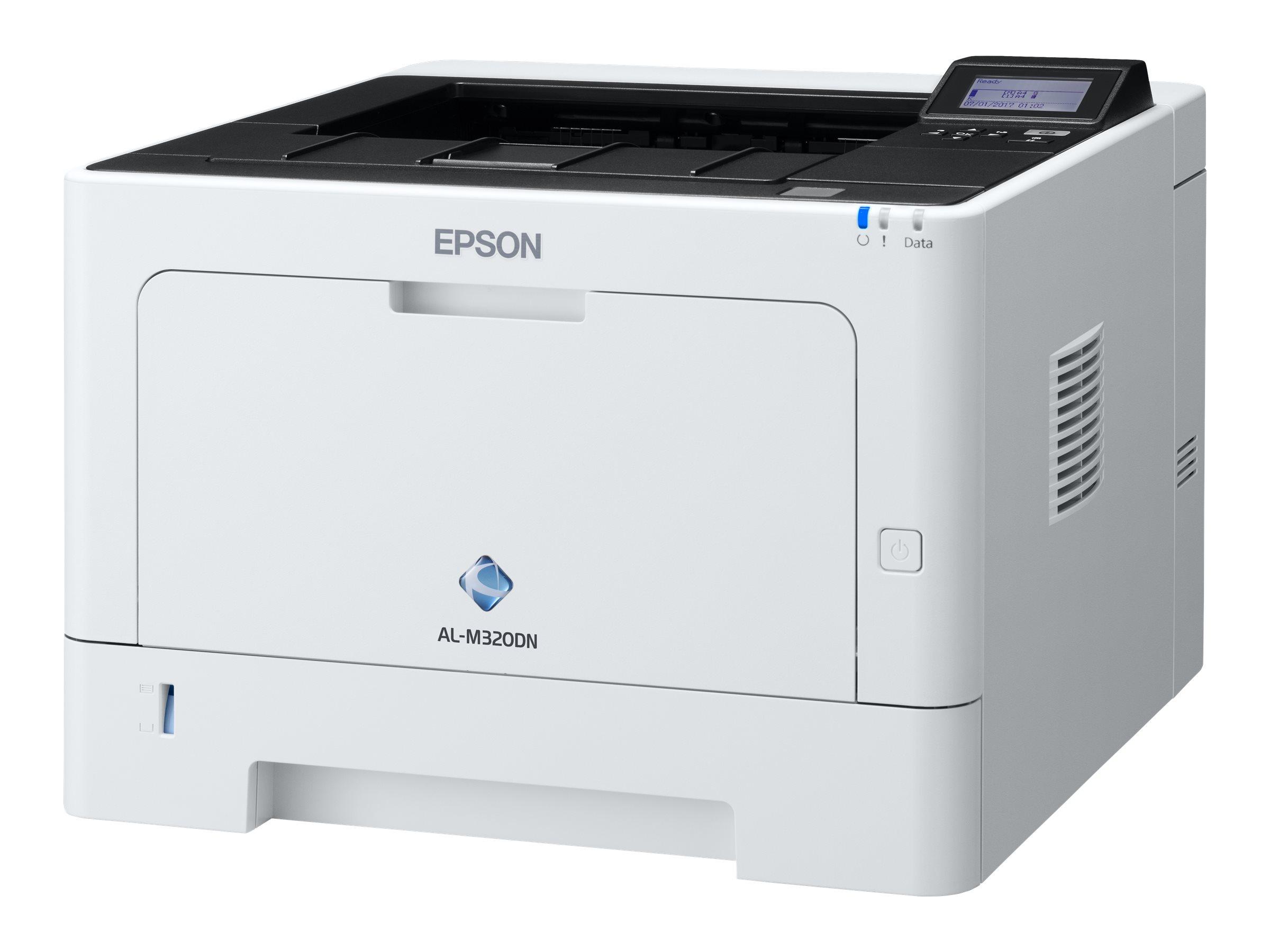Epson WorkForce AL-M320DN - Drucker - monochrom - Duplex - Laser - A4/Legal