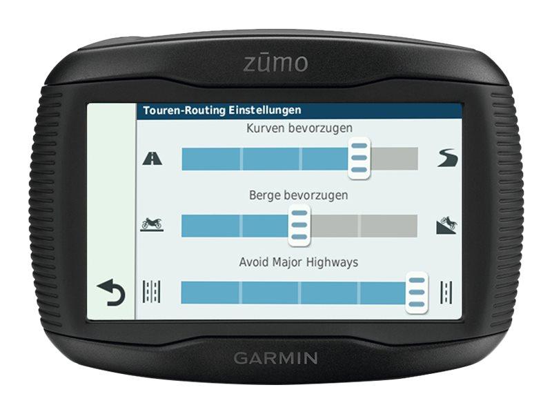 Garmin zumo 345LM - GPS-Navigationsgerät - Motorrad 4.3 Zoll Breitbild