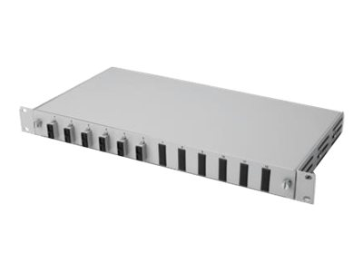 DIGITUS Professional DN-96322/9 - Glasfaserkabelkiste - 1U - 48.3 cm (19