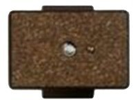 Velbon QB-6RL - Schnellwechselplatte - für Velbon DV-7000, PH-368; CX Series CX-686; Video Series C-600, CX-686, DV-7000