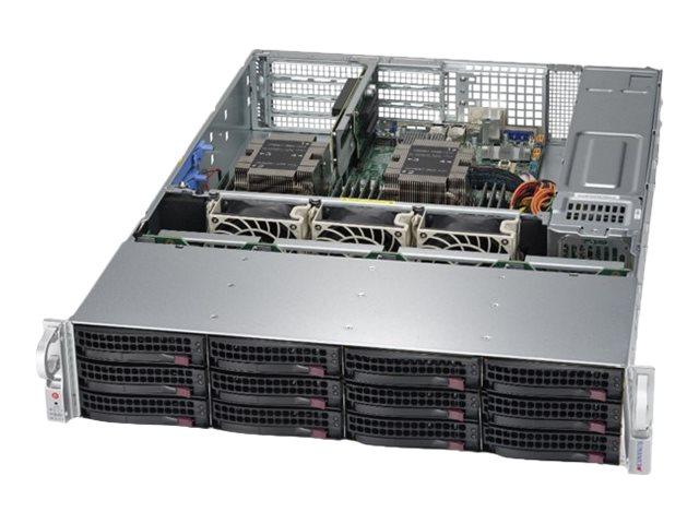 Supermicro SuperServer 6029P-WTRT - Server - Rack-Montage - 2U - zweiweg - RAM 0 GB