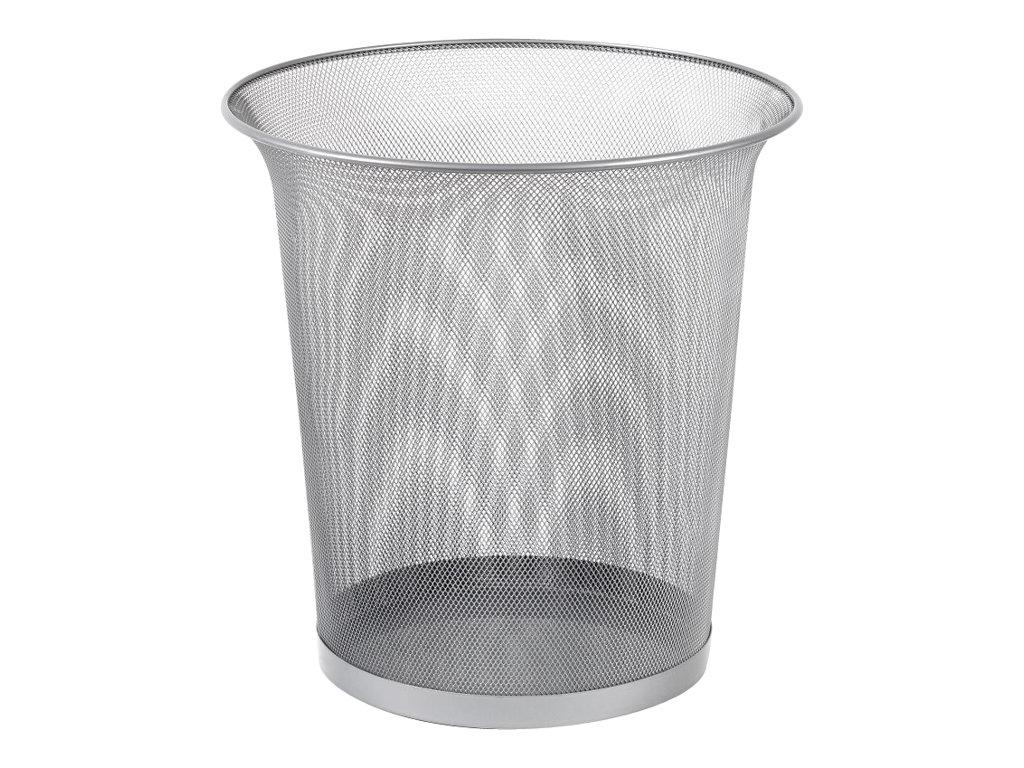 Rexel - Papierkorb - Silber