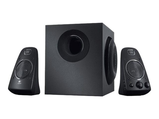 Logitech Z-623 - Lautsprechersystem - für PC - 2.1-Kanal - 200 Watt (Gesamt)