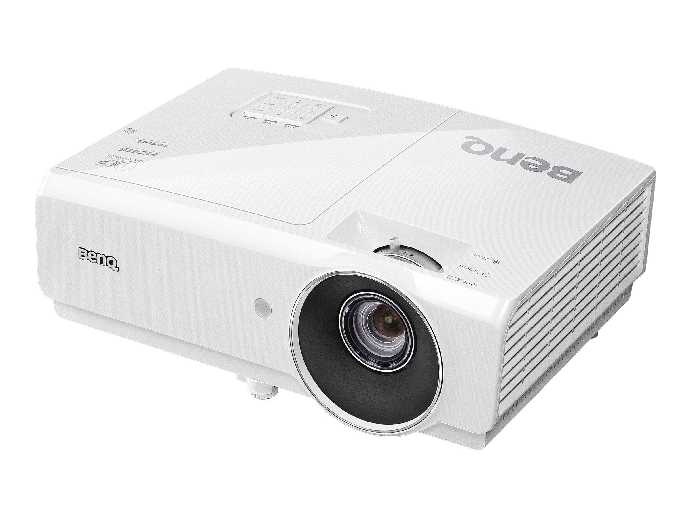 BenQ MH750 - DLP-Projektor - 3D - 4500 ANSI-Lumen - Full HD (1920 x 1080) - 16:9