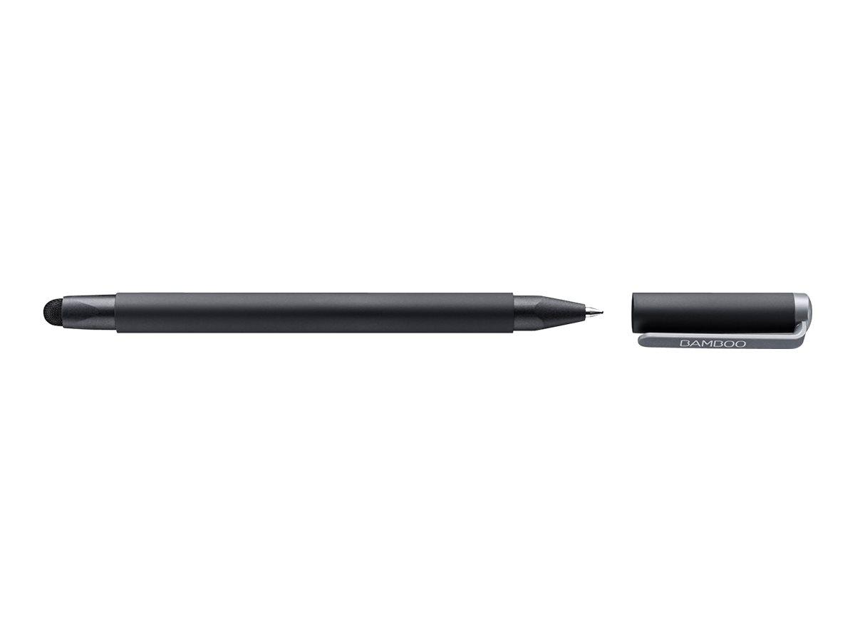 Wacom Bamboo Duo - Stift/Kugelschreiber - Schwarz