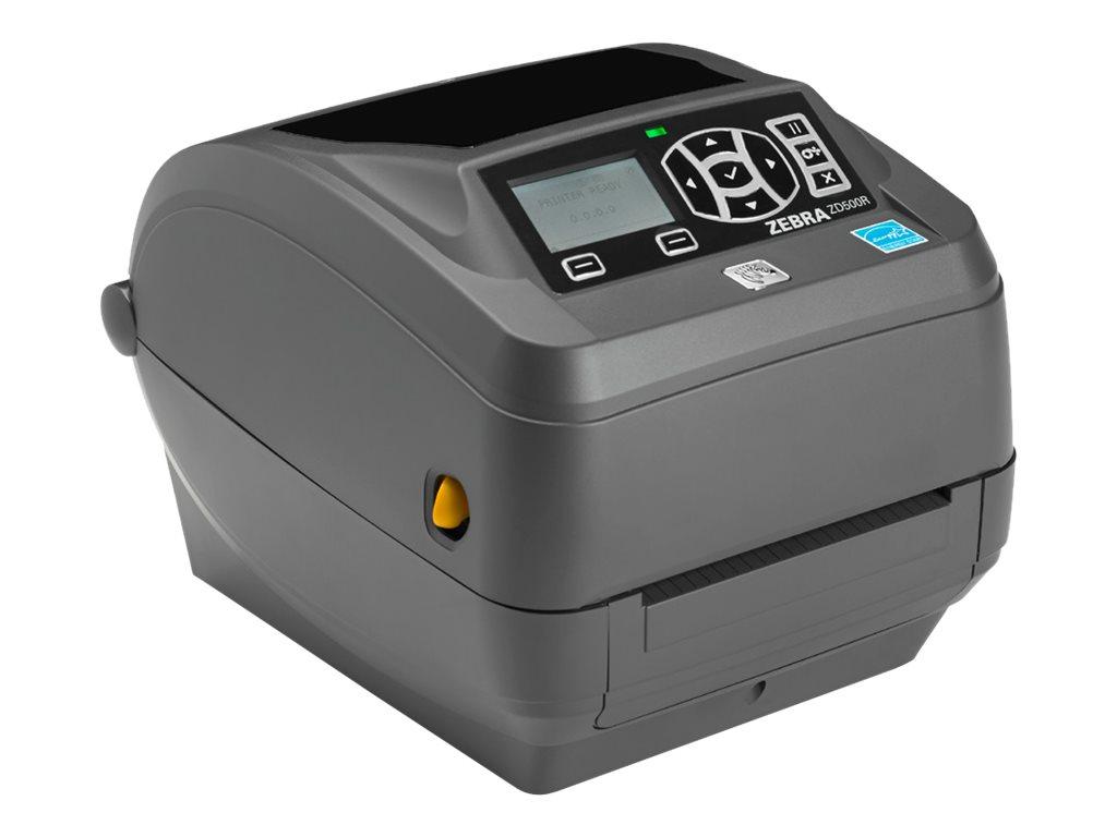 Zebra ZD500R - Etikettendrucker - TD/TT - Rolle (10,8 cm) - 203 dpi - bis zu 152 mm/Sek.