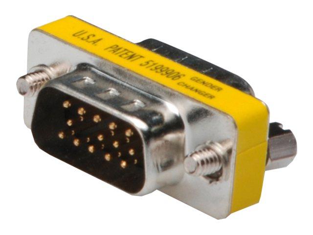 ASSMANN - VGA-Kabel - HD-15 (VGA) (M) bis HD-15 (VGA) (M) - Daumenschrauben