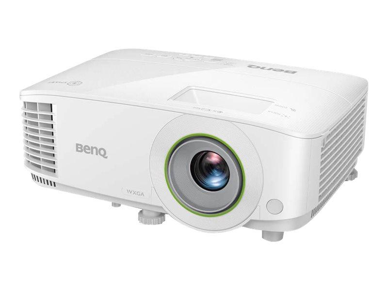 BenQ EW600 - DLP-Projektor - tragbar - 3D - 3600 lm - WXGA (1280 x 800)