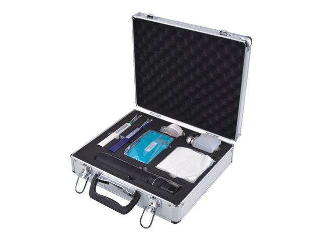 DIGITUS Professional DN-FO-KIT-2 - Glasfaser-Reinigungskit