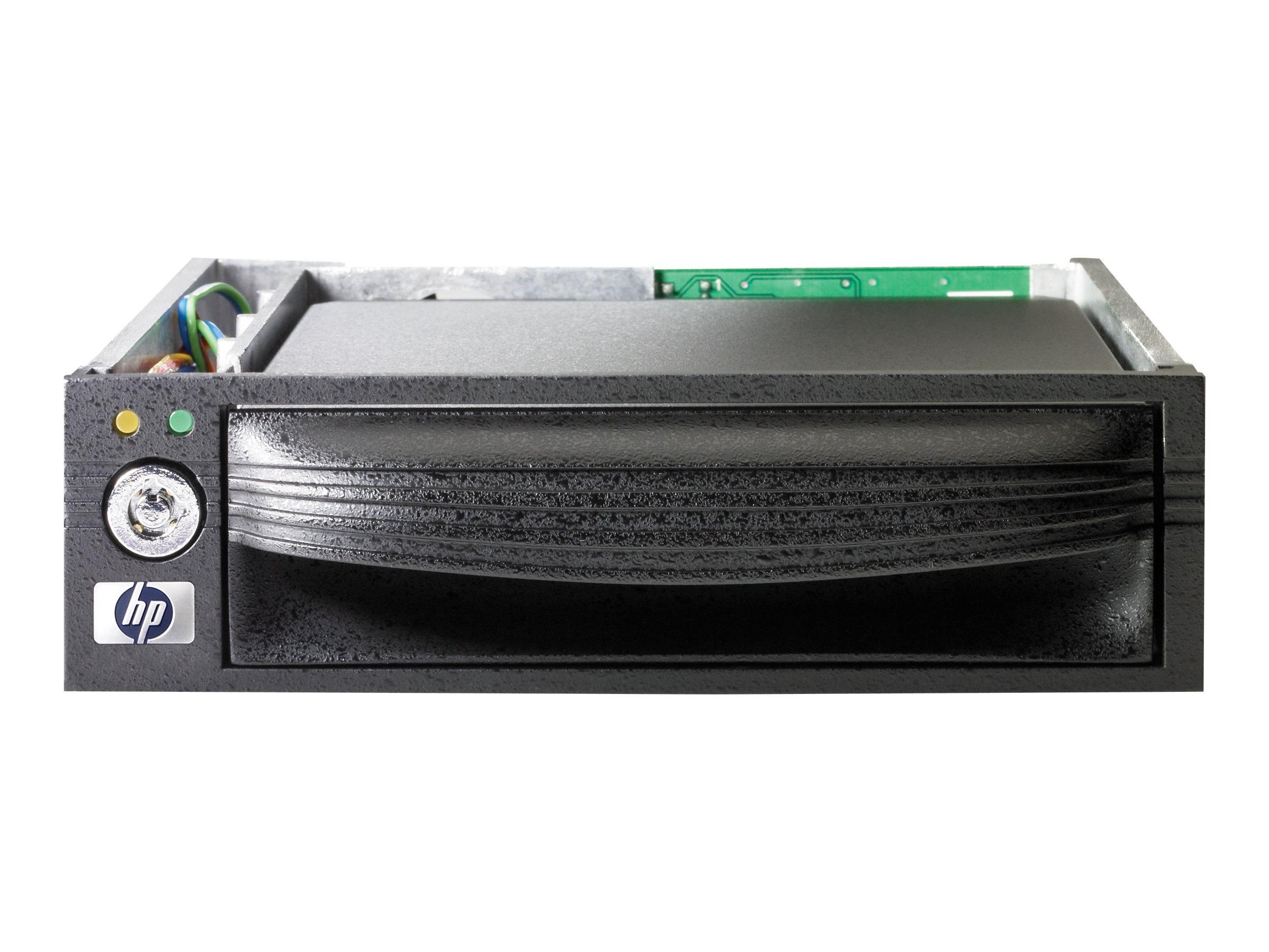 HP Removable Hard Drive Enclosure - Träger für Speicherlaufwerk (Caddy) - 3.5
