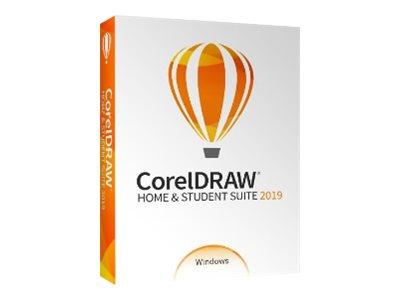 CorelDRAW Home & Student Suite 2019 - Box-Pack - nicht-kommerziell (Mini-Box) - Win - Tschechisch, Polnisch