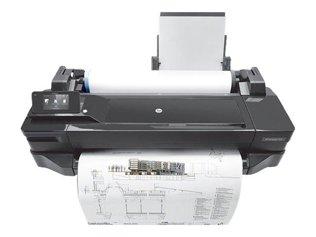 HP DesignJet T120 - 610 mm (24