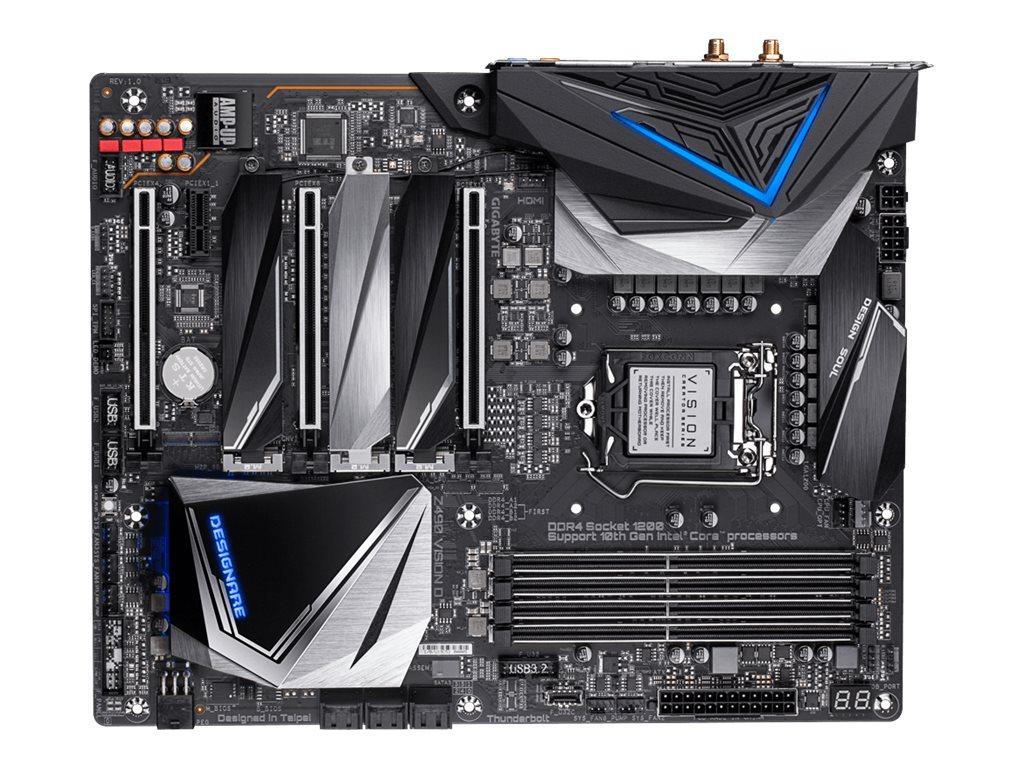 Gigabyte Z490 VISION D - 1.X - Motherboard - ATX - LGA1200-Sockel - Z490