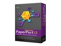 PaperPort Professional - (v. 12) - Wartung (1 Jahr) - 1 Benutzer - Volumen - Level C2 (200-250)