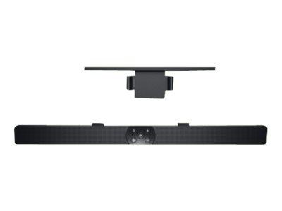 Dell Pro Stereo Soundbar AE515M - Soundleiste - for monitor - USB - 5 Watt - Schwarz