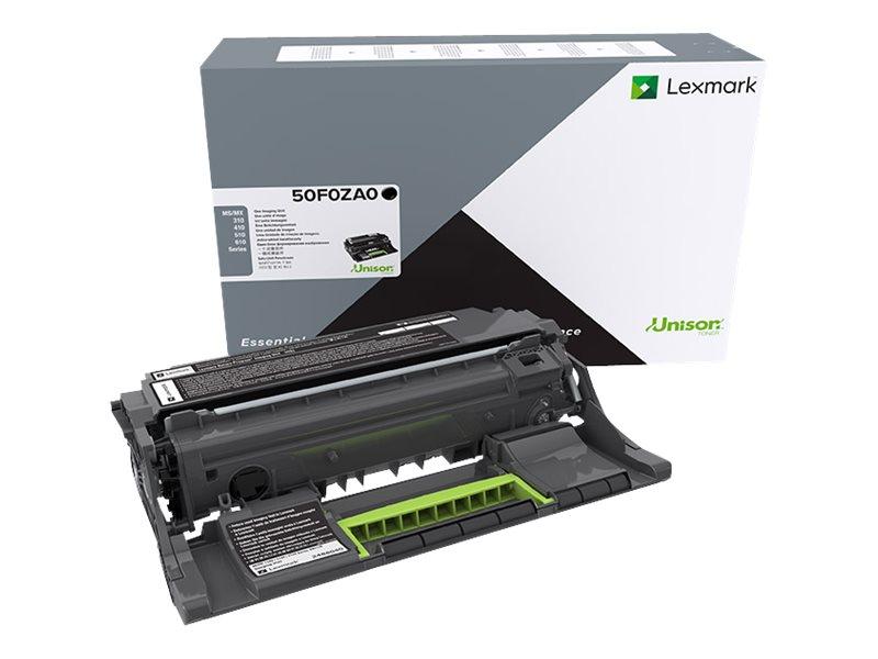 Lexmark 500ZA - Schwarz - Original - Druckerbildeinheit LCCP - für Lexmark MS317, MS415, MS417, MS517, MS617, MX317, MX410, MX41