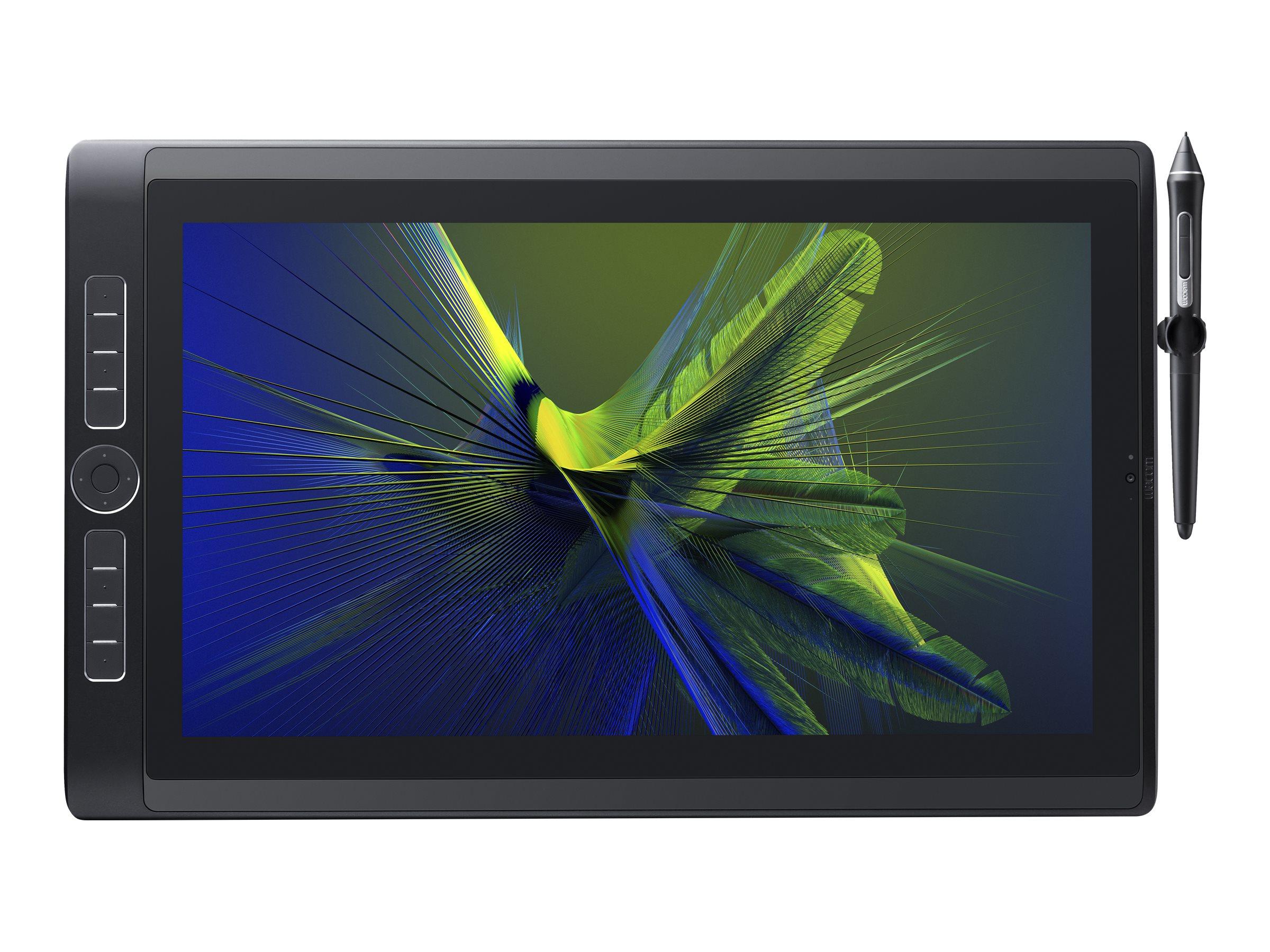 Wacom MobileStudio Pro DTH-W1620H - Tablet - Core i7 6567U / 3.3 GHz - Win 10 Pro - 16 GB RAM - 512 GB SSD