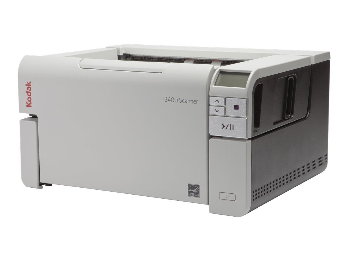 Kodak i3400 - Dokumentenscanner - Duplex - 304.8 x 4064 mm - 600 dpi x 600 dpi - bis zu 80 Seiten/Min. (einfarbig) / bis zu 80 S