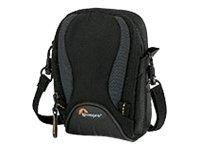 Lowepro Apex 20 AW - Tasche für Kamera - 210D Nylon, 420D Nylon - Schwarz/Grau - für Pentax Optio LS465