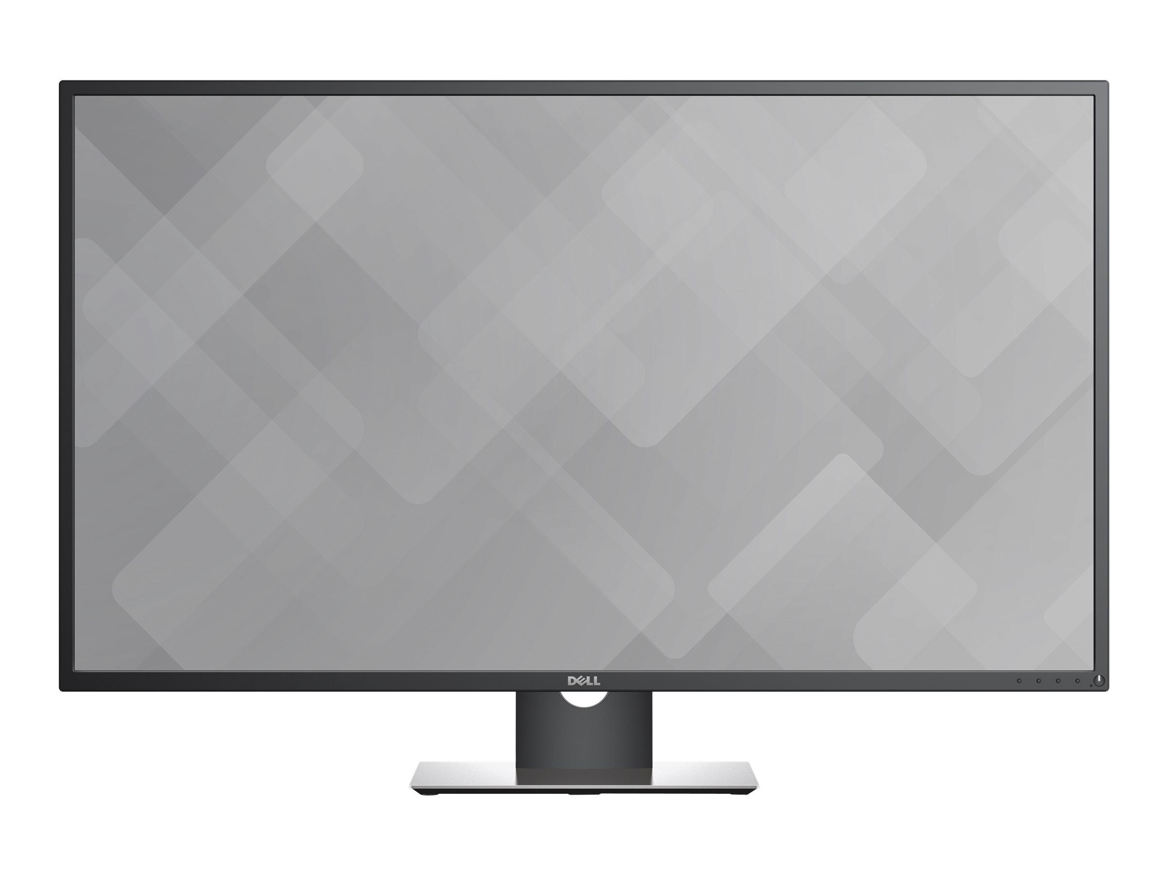 Dell P4317Q - LED-Monitor - 108 cm (43