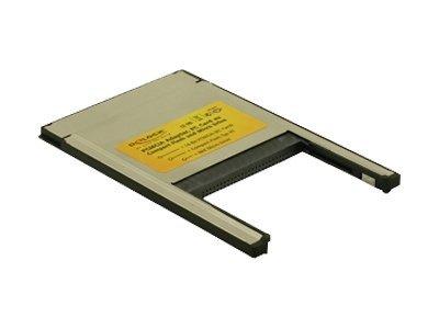 DeLOCK PCMCIA Card Reader 2 in 1 Compact Flash I/II - IBM Microdrive Typ II PC Card - Kartenleser - 2 in 1 (CF I, CF II, Microdr