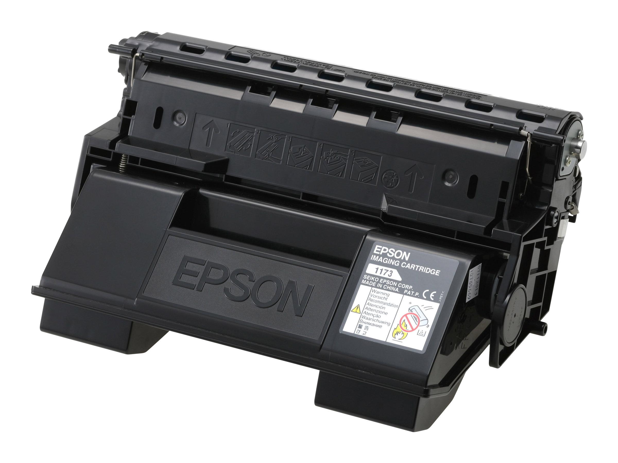 Epson - Schwarz - Original - Tonerpatrone Epson Return Program - für AcuLaser M4000, M4000DN, M4000DTN, M4000N, M4000TN
