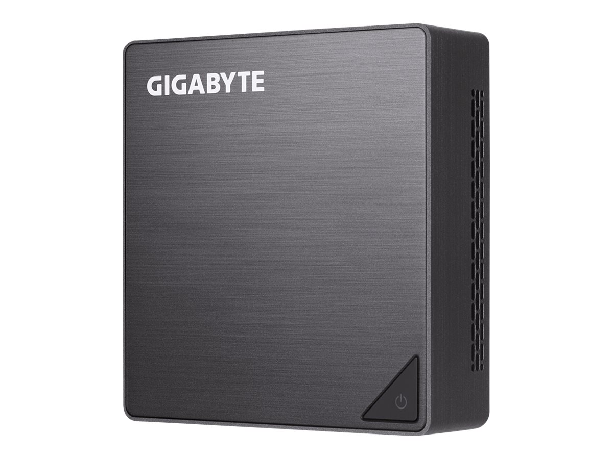 Gigabyte BRIX GB-BRi5-8250 (rev. 1.0) - Barebone - Ultra Compact PC Kit - 1 x Core i5 8250U / 1.6 GHz - UHD Graphics 620 - GigE