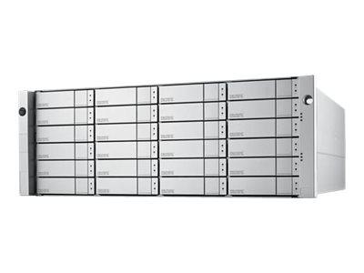 Promise VTrak J5800sD - Festplatten-Array - 192 TB - 24 Schächte (SATA-600 / SAS-3) - HDD 8 TB x 24 - SAS 12Gb/s (extern)