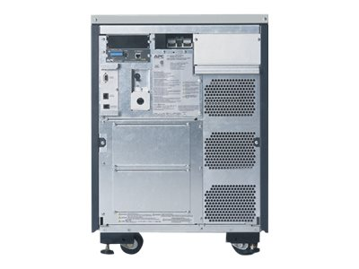 APC Symmetra LX 8kVA Scalable to 8kVA N+1 - Strom - Anordnung - Wechselstrom 220/230/240/380/400/415 V - 8000 VA - Ethernet 10/1