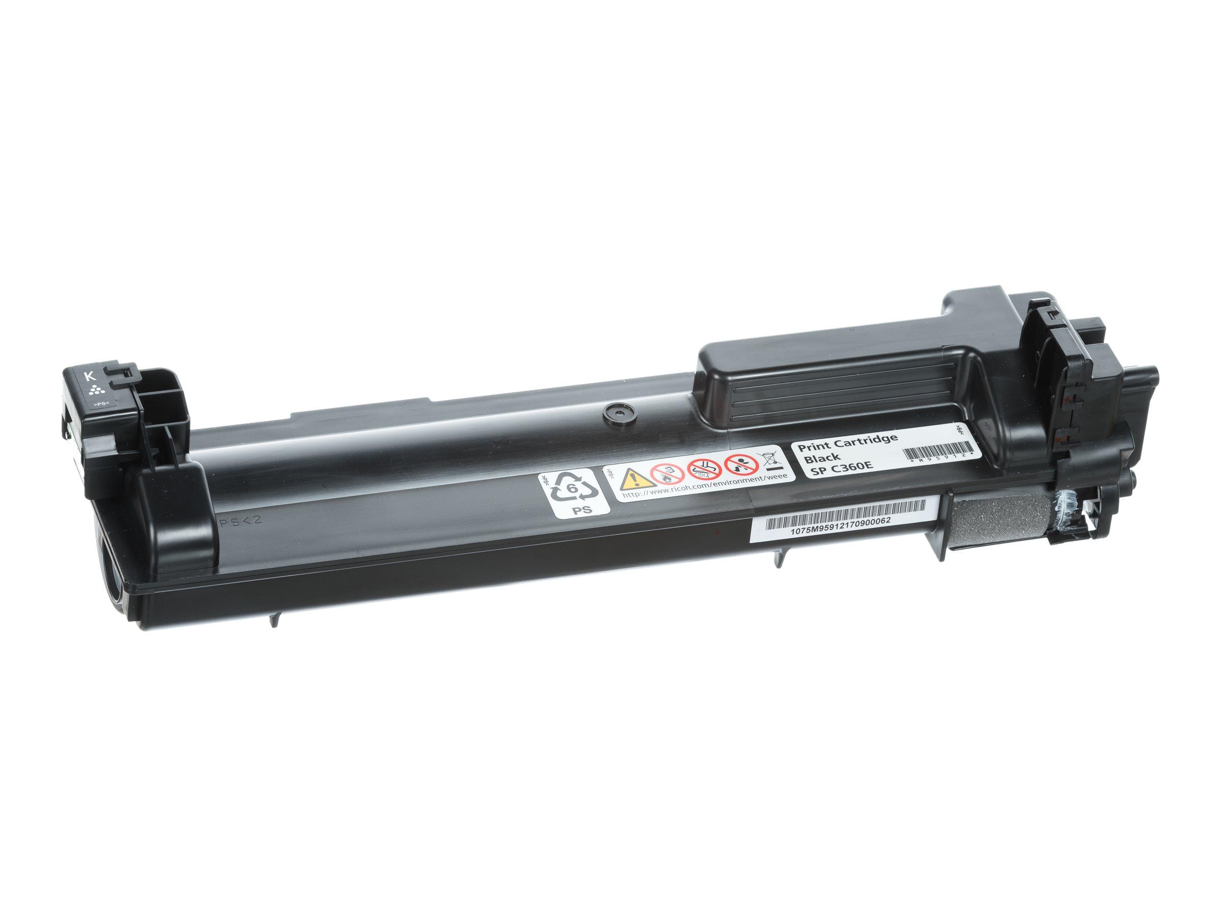 Ricoh SP C360E - Schwarz - Original - Tonerpatrone - für Ricoh SP C360DNw
