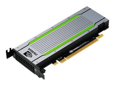 NVIDIA Tesla T4 - GPU-Rechenprozessor - Tesla T4 - 24 GB GDDR6 - PCIe 3.0 - für ProLiant DL360 Gen10, DL380 Gen10, DL385 Gen10