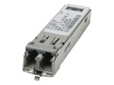Cisco - SFP (Mini-GBIC)-Transceiver-Modul - ATM, SONET/SDH - Glasfaser - LC Single-Modus - bis zu 2 km