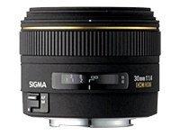 Sigma EX - Objektiv - 30 mm - f/1.4 DC HSM - Pentax K